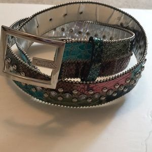 Embellished Guess Belt